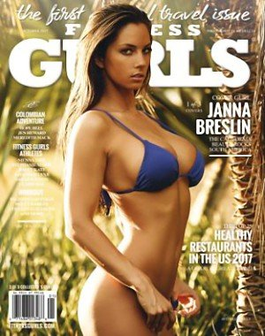 Fitness Gurls - Travel Issue 2017