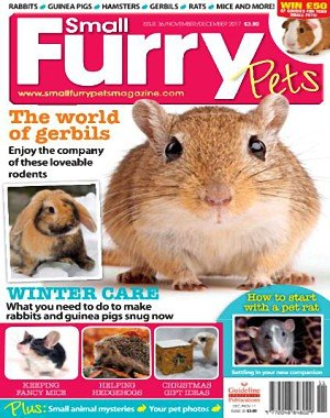 Small Furry Pets - November-December 2017