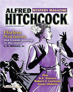 Alfred Hitchcock Mystery - November/December 2017
