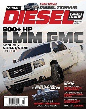 Ultimate Diesel Builder's Guide - December/January 2017