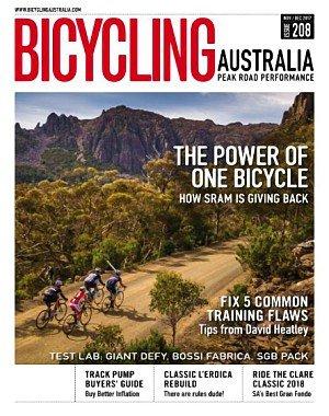 Bicycling Australia - November-December 2017