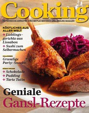 Cooking Austria - 20 Oktober 2017