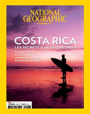 National Geographic France - Novembre 2017
