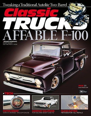 Classic Trucks - January 2018