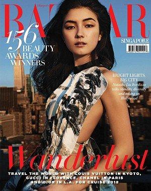 Harper's Bazaar Singapore - November 2017