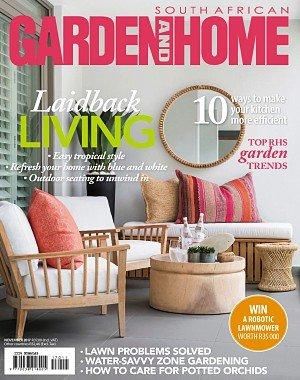 South African Garden and Home - November 2017