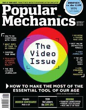 Popular Mechanics South Africa - November 2017