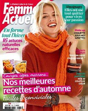 Femme Actuelle - 30 Octobre 2017