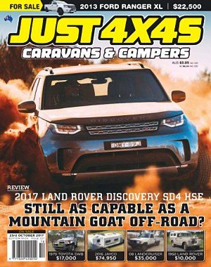 Just 4x4s - 23 October 2017