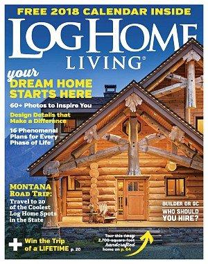 Log Home Living - November 2017