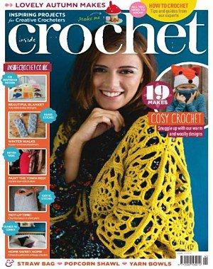 Inside Crochet - November 2017
