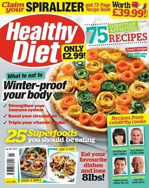 Healthy Diet - November 2017