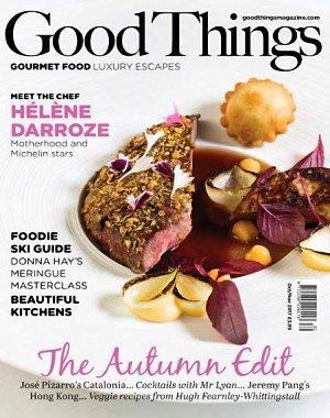 Good Things Magazine - October-November 2017