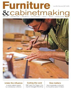Furniture and Cabinetmaking - December 2017
