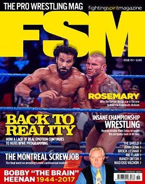 Fighting Spirit Magazine - Issue 151 2017
