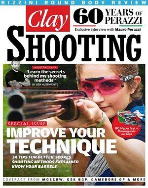 Clay Shooting - November 2017