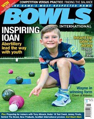Bowls International - November 2017