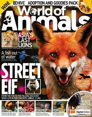 World of Animals UK - November 2017