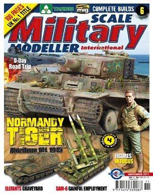 Scale Military Modeller International - November 2017