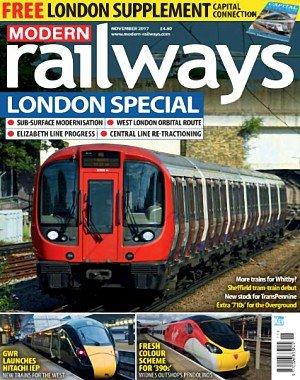 Modern Railways - November 2017