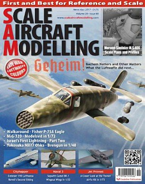 Scale Aircraft Modelling - November 2017