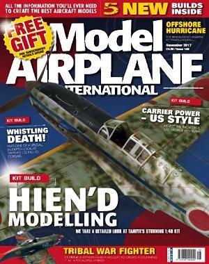 Model Airplane International - November 2017