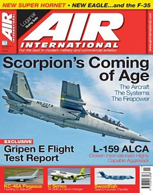 Air International - November 2017