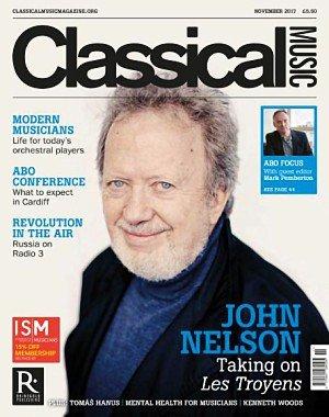 Classical Music - November 2017