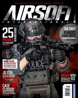 Airsoft International - November 2017