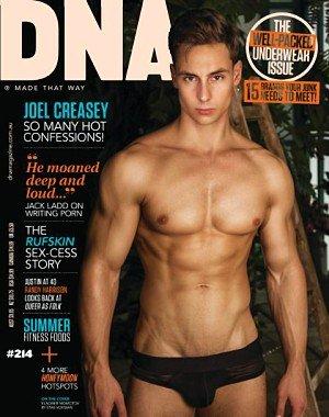 DNA Magazine - Issue 214 2017