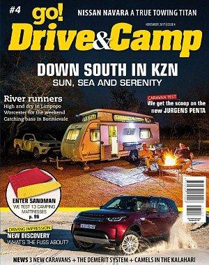 Go! Drive and Camp - November 01, 2017