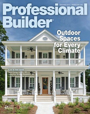 Professional Builder - November 2017