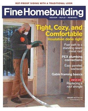 Fine Homebuilding - January 2018