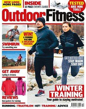 Outdoor Fitness - December 2017