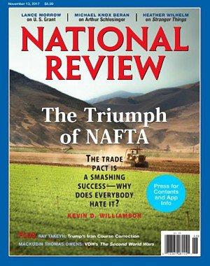 National Review - November 13, 2017