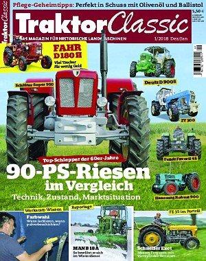 Traktor Classic - Januar/Februar 2018