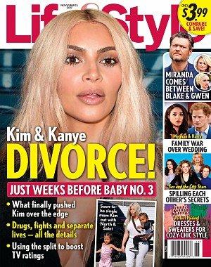 Life and Style Weekly - November 13, 2017