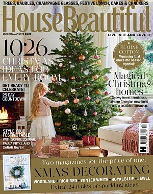 House Beautiful UK - December 2017