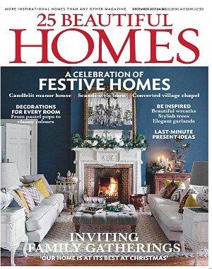 25 Beautiful Homes - December 2017
