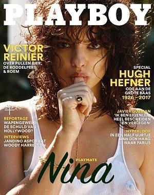 Playboy Nederland - november 2017