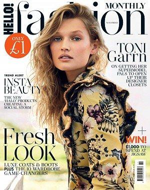 Hello! Fashion Monthly - November 2017
