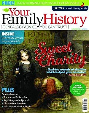 Your Family History - November 2017