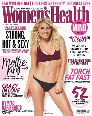 Women's Health UK - December 01, 2017