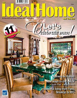 The Ideal Home and Garden - November 2017