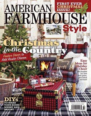 American Farmhouse Style - November 2017
