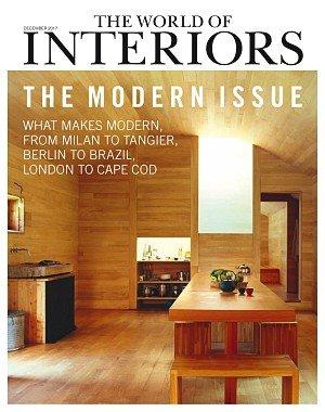 The World of Interiors - December 2017