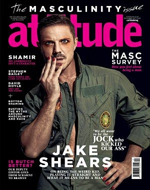 Attitude Magazine - December 2017
