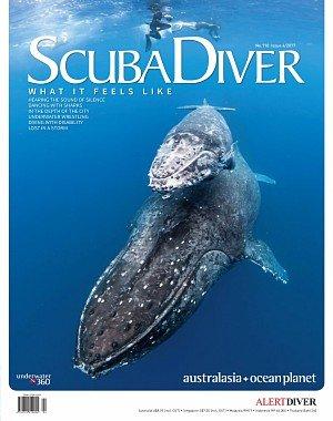 Scuba Diver - November 2017