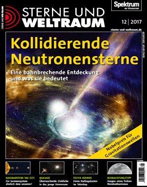Sterne und Weltraum No 12 – Dezember 2017