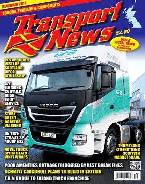 Transport News - December 2017